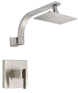 Danze Sirius™ 2 gpm Shower Faucet Trim with Single Lever Handle DD512544T