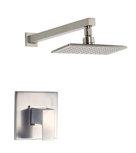 Danze Mid-Town™ 2-Hole 2.5 gpm Shower Faucet Trim with Single Lever Handle (Trim Only) DD500562T