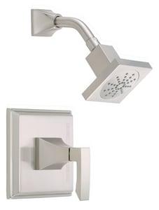 Danze Logan Square™ 2 gpm 1-Hole Trim Shower with Square Single Lever Handle DD502536T