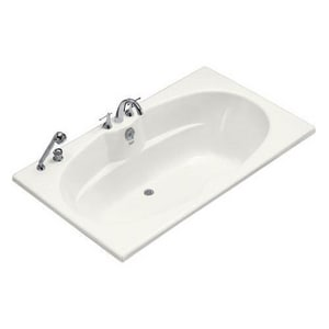 Kohler Proflex® 72 x 42 in. Acrylic Soaking Bath Tub KBF1132