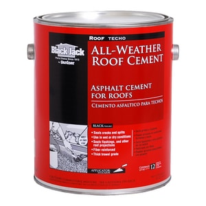 Diversitech Black Jack® 1 gal All Weather Roof Cement DIVRM1G