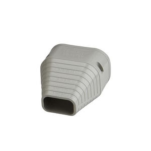 Rectorseal Slimduct® 3-3/4 in. Sen End Fitting REC86127