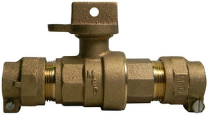 A.Y. McDonald 1-1/2 in. Ball Valve with Light Weight M76100W44J