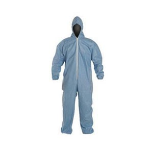 Dupont Protective Apparel Tempro® Tempro Coverall with Attached Hood D251TM127S
