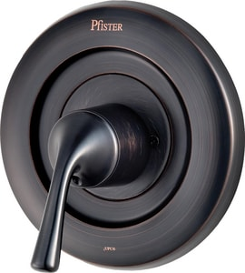 Pfister Tub and Shower Valve Trim Only with Single Lever Handle PR901MS
