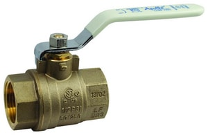 Apollo Conbraco 600# Brass Solder Full Port Ball Valve A94ALF2001A