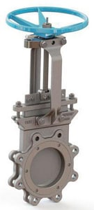 FNW 150 psi Stainless Steel Bidirectional High Pressure Knife Gate Valve FNW2020T