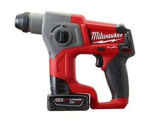Milwaukee 5/8 in. Fuel Single Drive System with Rotary Hammer Kit M241622XC