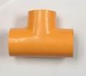 Spears Manufacturing FlameGuard™ 3 x 3 x 2 in. CPVC Sprinkler Reducing Tee S4201338