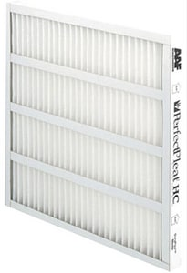 American Air Filter PerfectPleat® 20 x 1 in. Pleated Air Filter A173200011