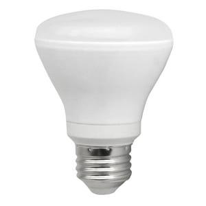 TCP 10W R20 LED Light Bulb with Medium Base TLED10R2030K