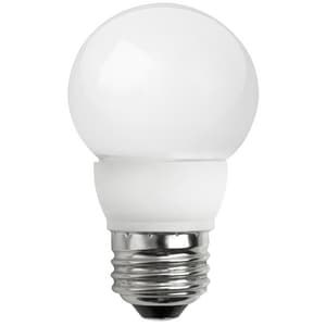 TCP 4-Way Dimmable Frost Blunt Tip LED Bulb TLED4E26B1127KF