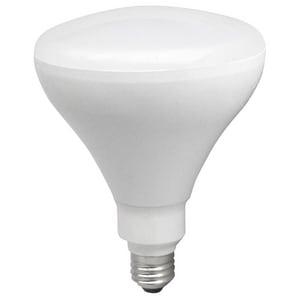 TCP 12W BR40 LED Light Bulb with Medium Base TLED12BR4027K