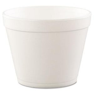 Medium Foam Food Container in White (Case of 500) DCCMJ48
