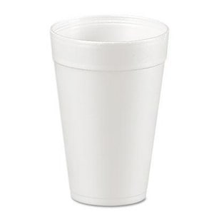 Dart Plastic Cup in Translucent (Case of 2500) DCCN25
