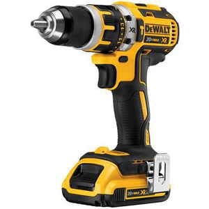 Dewalt MAX Lithium-Ion Hammer Drill Kit DDCD795D2