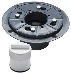 Sioux Chief 2 in. Shower Drain Base, Coil and Plug S821THP2