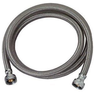 Brass Craft 3/4 x 72 in. FHT Wall Mount Hose BSL1272WAF