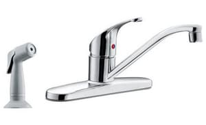 CFG Flagstone® 1.5 gpm Single Lever Handle Kitchen Faucet with Spray CFGCA47513