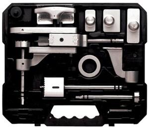 Kwikset Aluminum Installation Kit K138INSTLKIT