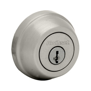 Kwikset 780 Series Single Cylinder Deadbolt K78026DSMTRCALRCS