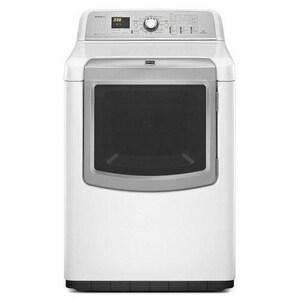 Maytag Bravos XL® 7.3 CF Electric High Efficiency Steam Dryer MMEDB980B