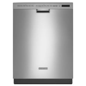 Kitchenaid Architect® 24 in. 6-Cycle 6-Option Tall Tube Dishwasher KKDFE454CSS