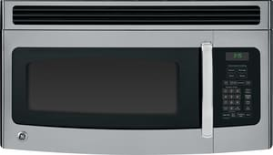 General Electric Appliances 1.5 CF Over-the-Range Non-vented Microwave in Stainless Steel GJNM3151RFSS