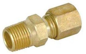 PROFLO® OD x MIP Brass Compression Reducing Union PFXMCUR