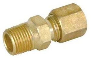 PROFLO OD x MIP Brass Compression Union PFXMCU