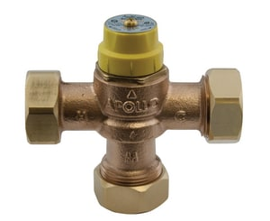Apollo Conbraco Solder Thermostatic Mixing Valve A34BLF21