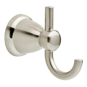 Franklin Brass Kinla Double Robe Hook FKIN35