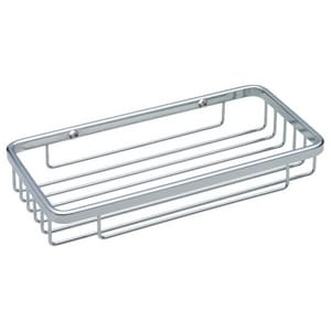 Franklin Brass Jamestown® Wire Basket Soap Dish in Bright Stainless Steel LB9789