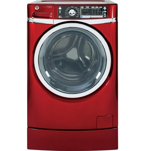 General Electric Appliances RightHeight™ 4.8 cf 13-Cycle Front Load Washer GGFWR4805F