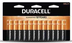 Duracell 1.5V AA Alkaline Battery DMN1500
