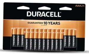 Duracell 1.5V AAA Alkaline Battery DMN2400