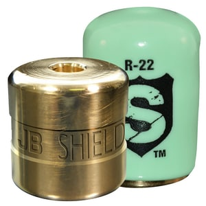 JB Industries The Shield™ Locking Cap in Green 12 Pack JSHLDG12