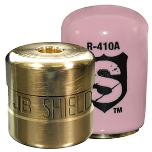 JB Industries The Shield™ Shield Locking Cap in Pink JSHLDP4