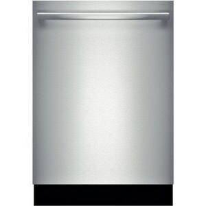Bosch 4-Cycle 4-Option Fully Integrated Dishwasher in Stainless Steel BSHX4AT55UC