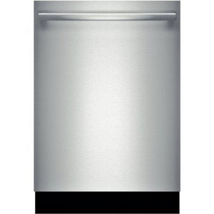 Bosch 4-Cycle 4-Option Fully Integrated Dishwasher BSHX4AT55UC