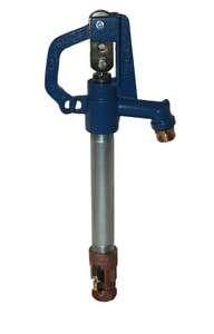 PROFLO® PFXEM Series 10 ft. Brass FIP x FHT Yard Hydrant PFXEM7510 at Pollardwater