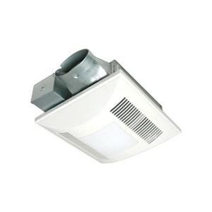 Panasonic Ceiling Mount Fan With Light 100 CFM PANFV10VSL3