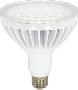Satco 40 Degree PAR38 Medium E-26 Base LED Light Bulb SS9023