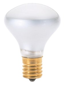 Satco 40W R14 Dimmable Incandescent Light Bulb with Intermediate Base SS3215