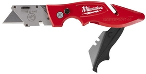 Milwaukee FastBack II™ Flip Utility Knife With Storage M48221902