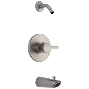 Delta Faucet Compel® Tub and Shower Trim (Less Showerhead) DT14461LHD