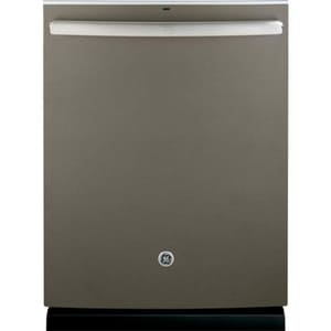 General Electric Appliances 24 in. Internal Dishwasher in Slate GGDT580SMFES