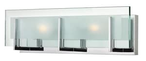 Hinkley Lighting Latitude 18 in. 60W 2-Light Bath Sconce H5652