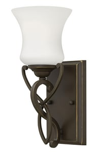 Hinkley Lighting 100W 1-Light Wall Sconce H5000