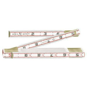 Lufkin Engineers Ruler L1066D